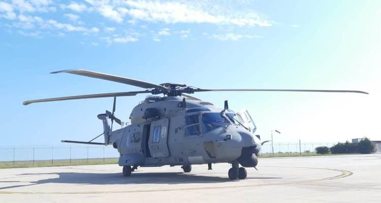 Ultimo MH-90 Marina Militare