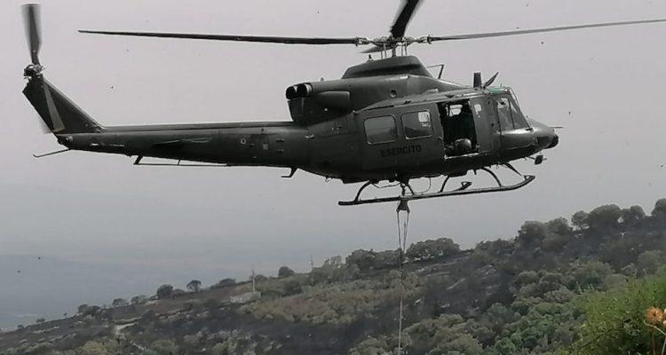 HH-412 21° distaccamento Orsa Maggiore Sardegna