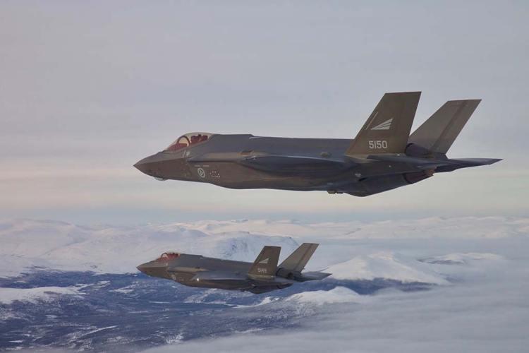 Royal Norwegian Air Force F-35