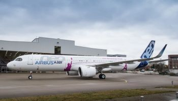 Airbus delivers the first A321neo in Cabin Flex configuration to
