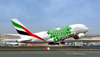Emirates highlights female role models in aviation with