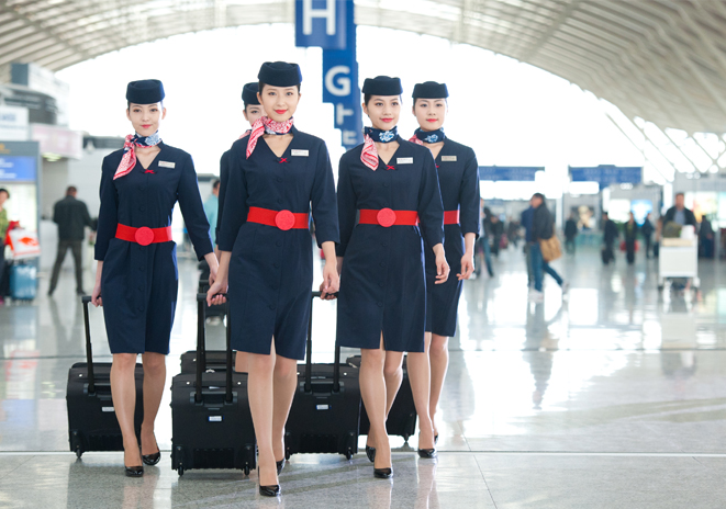 TOP 10 Most Stylish Cabin Crew Uniforms in 2014  Aviation Blog