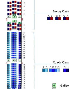 Economy class seat installations examples of such aircraft with adjustable lumbar support in include delta air lines boeing ers also airline seating charts airbus maps jetblue rh aviationexplorer