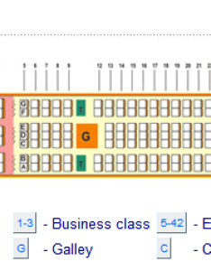 Miat mongolian airlines boeing aircraft seating chart also seatmaps airline maps and rh aviationexplorer