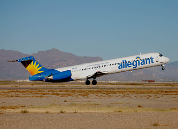 Allegiant Air Airlines History Facts Information and Pictures