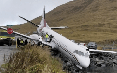 Fatal Alaska Crash ends 6 years of airline safety