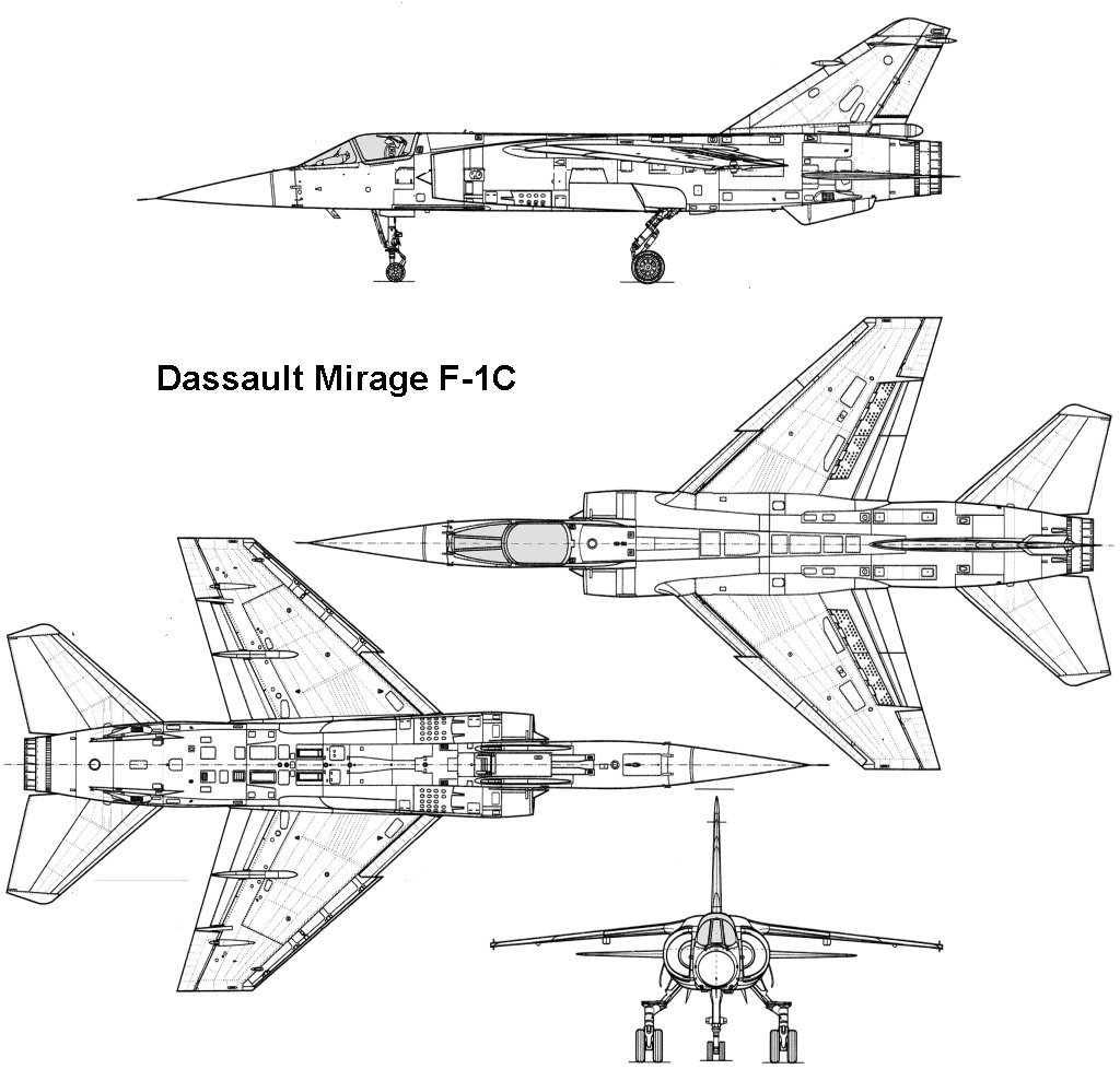 What About A 1 72 Mirage Iii