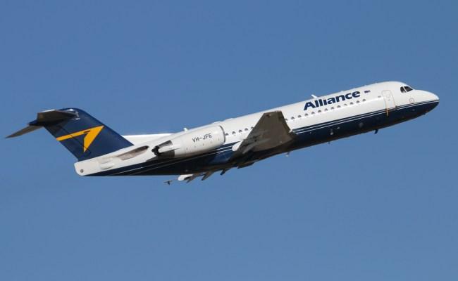 Alliance Airlines Wins Bhp Billiton Iron Ore Fifo Contract