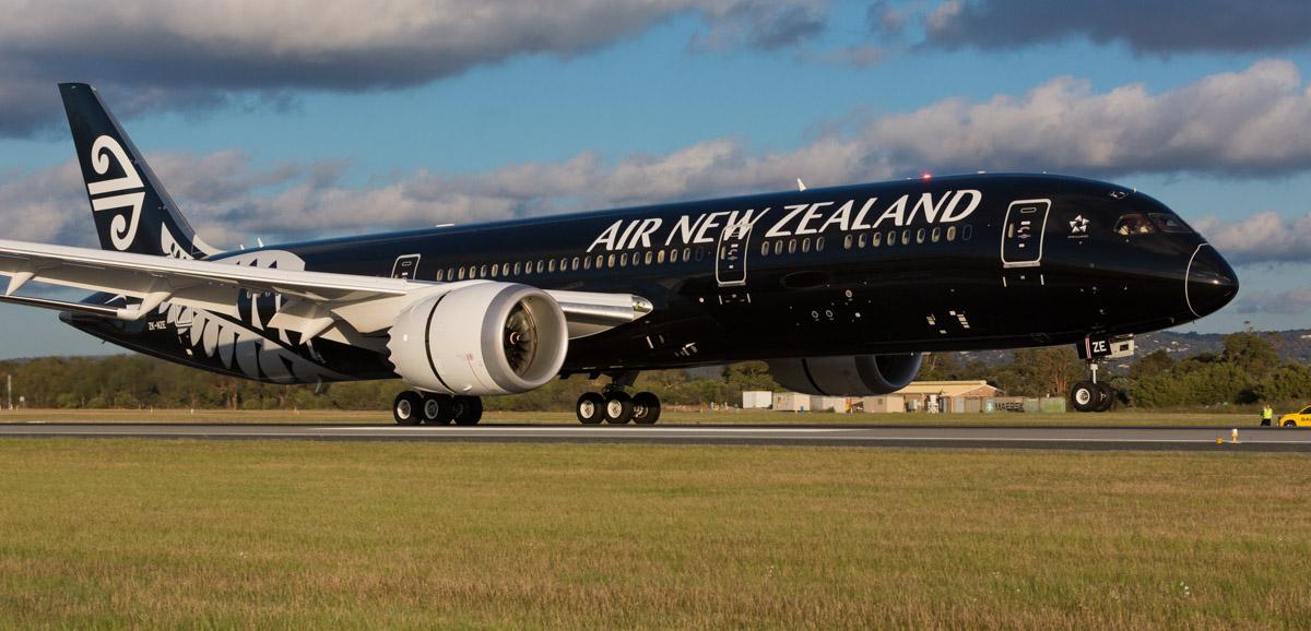 Resultado de imagen para b787-9 air new zealand