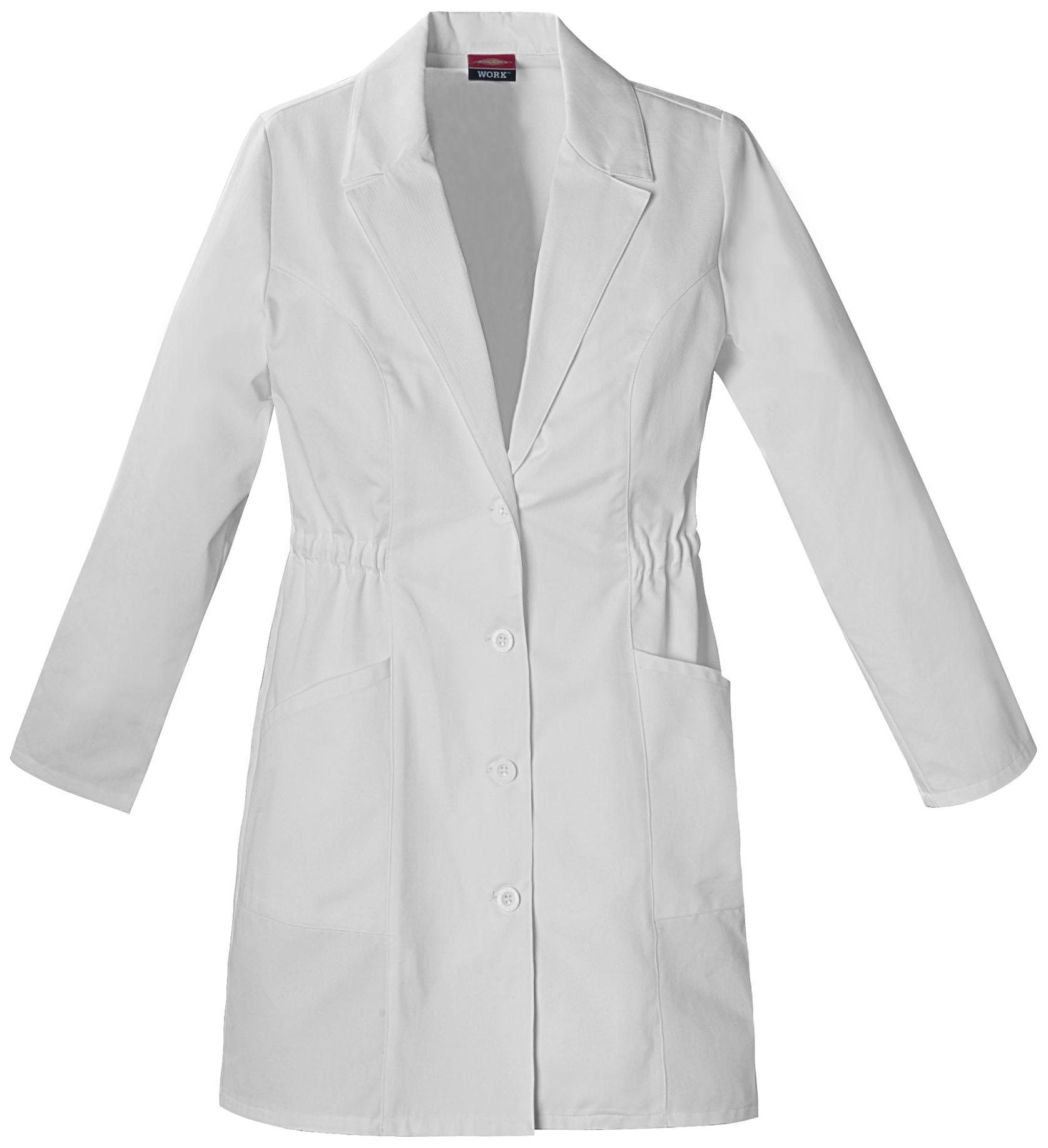 34 Women S Lab Coat