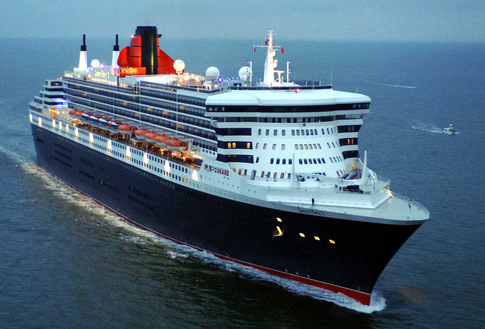 Image result for Queen Mary 2 photo