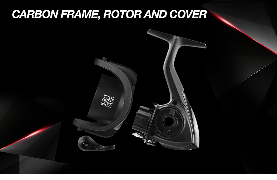 Piscifun Carbon X Spinning Reel Light to 220g 6.2:1 Gear Ratio 11 BB Carbon Frame Rotor 2000 3000 4000 Saltwater Fishing Reel 8