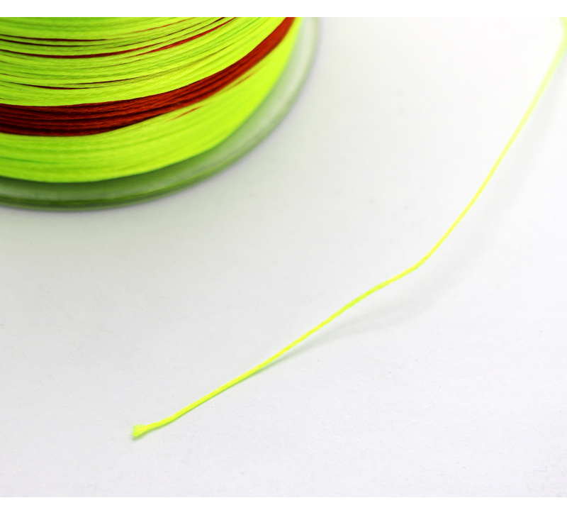 Angryfish 500M 9 Strands Super Multicolor PE Braided Fishing Line Strong Strength Fish Line 7