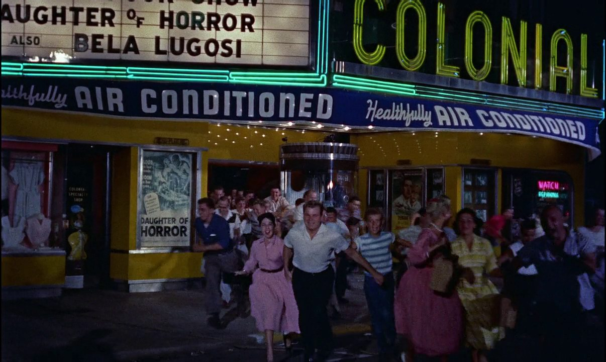 The Blob (1958) — A View to a Queue