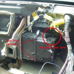 99 Civic Wiring Diagram Of Baby Engaged In Pelvis Shortcut?? Changing Heating Core 93 Transsport - Car Forums And Automotive Chat