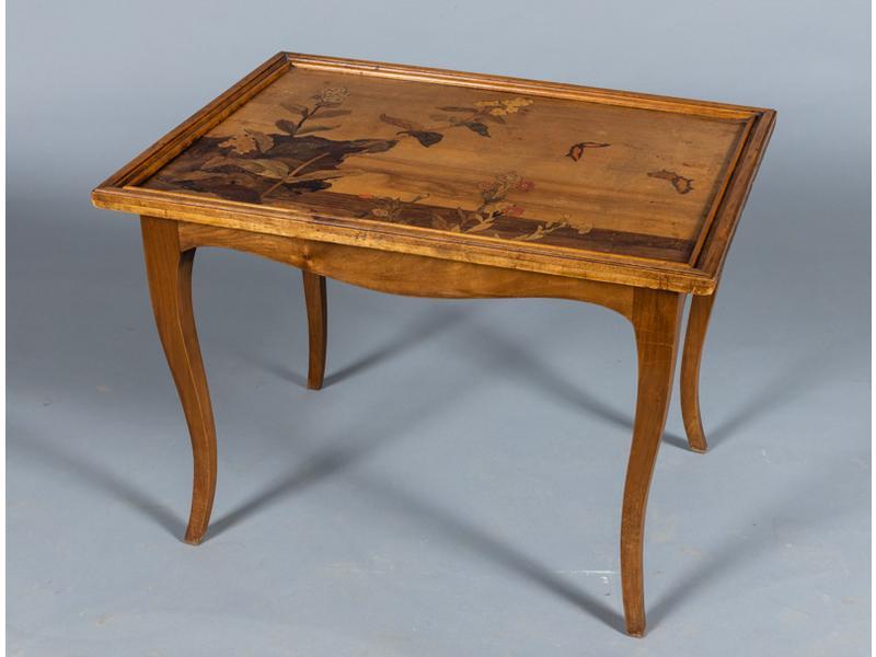 petite table basse en bois plateau