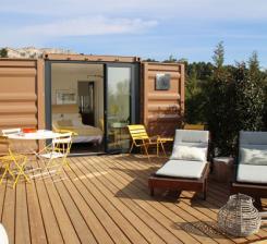 Weekend insolite cabane dans les arbres en Provence  Avignon et Provence