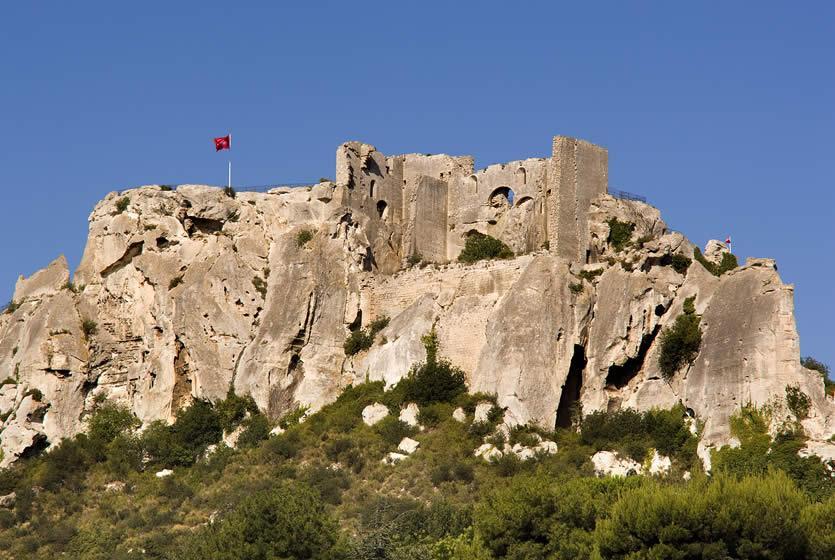 Visiter Le Chteau Des Baux De Provence Avignon Et Provence