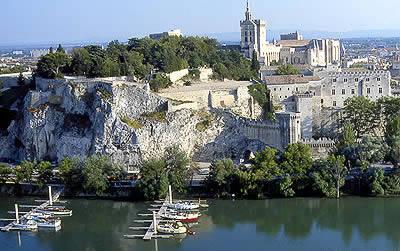 Le Rocher Des Doms Avignon Avignon Et Provence