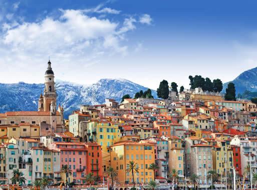Tourisme Menton Visitez Menton Dans Les Alpes
