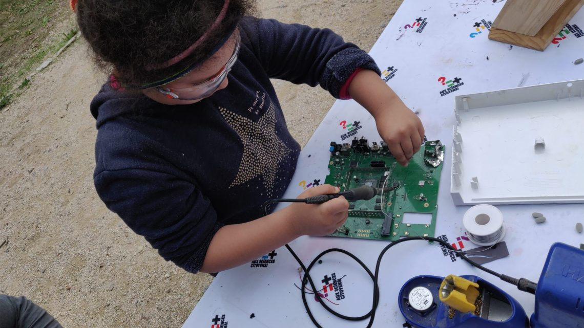 Repair café ! Mer. 21 Mai 2020. Inscription maintenant !