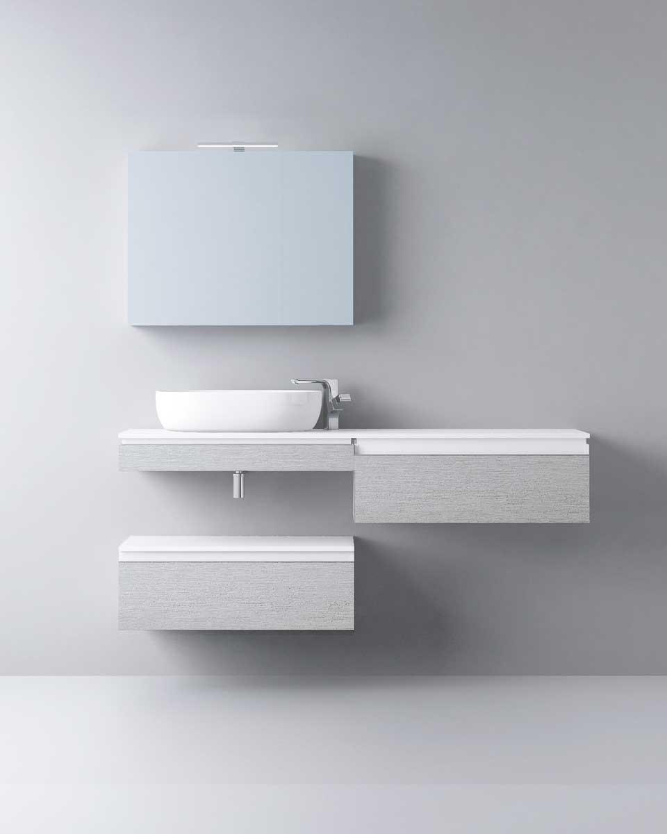 Muebles modulares de bao  Avila Dos
