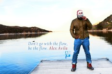 Silverwood lake. Photo shoot. Polo Jacket, Northface boots, Levi Jeans, and AP hat.