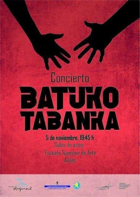XV Foro solidario de Avils Actuacin Musical Batuko