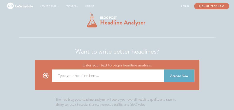 Headline-Analyzer Digital-Marketing-Tool-of-the-Month-Avinash-Dangeti