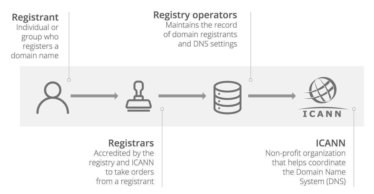 Domain Name Registration Process