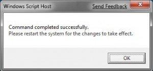 Windows 7 rearm done