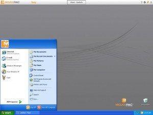 Mojopac Desktop