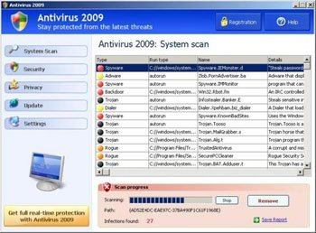 List of TOP 10+ Bogus & Rough Antiviruses you should stay away  1