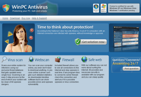 List of TOP 10+ Bogus & Rough Antiviruses you should stay away  5