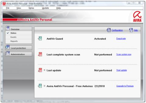 Top Free Anti Virus softwares to protect your System 2