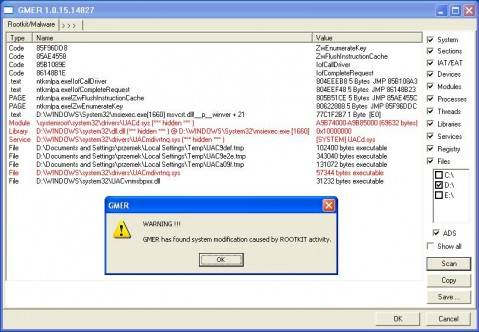 Top Free Anti-Rootkit Software to protect your computer 4