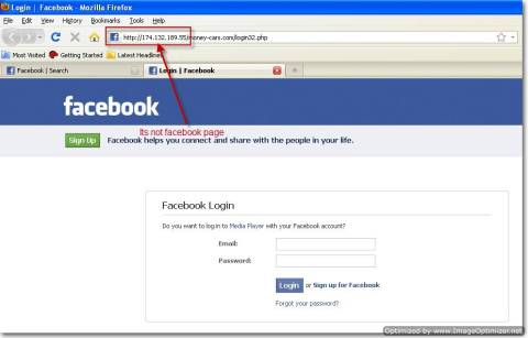 WARNING: Facebook Malware Attack using Most Hilarious Video 1