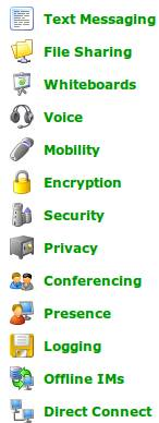 Encrypt and protect instant messages with Bitwise IM 2