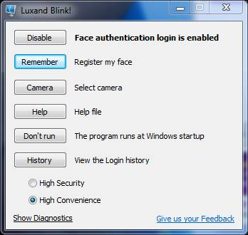Use your Face to Login into Windows 2