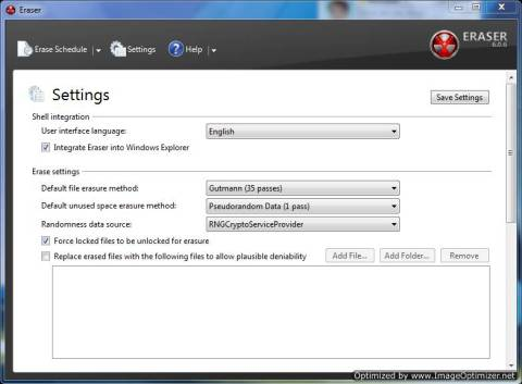 How to securely erase, wipe your Hard Disk 1
