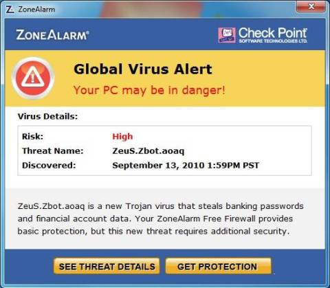 Use Zonealarm Free? Avoid dirty Scare-ware trick to buy it 1