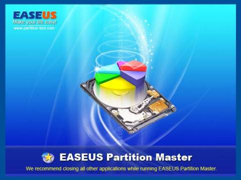 Download EASEUS Partition Master Professional Edition 6.1.1 for FREE today 1