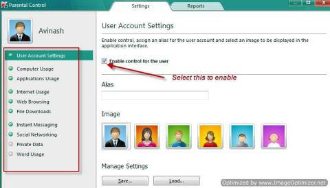 How to configure and use Kaspersky Parental Control 3