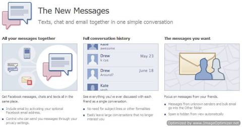 How to request an Invite for Facebook Mail 1
