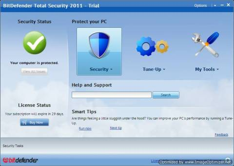 ABC 1- Bitdefender Total Security 2011 Review and Giveaway 3