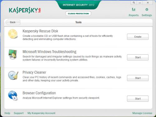 Kaspersky Internet security 2012 beta first impressions [91 days license] 6