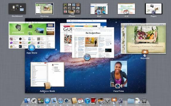 OS X Lion 1