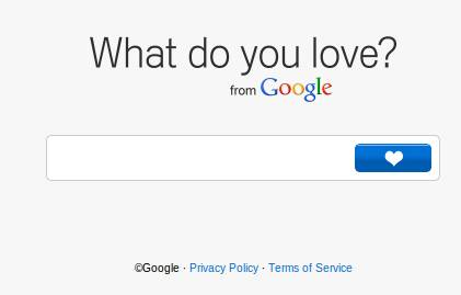 whatdoyoulove by Google