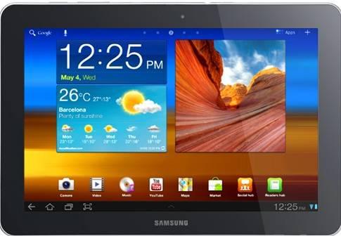 Samsung Galaxy Tab 10.1 launch in India as Galaxy Tab 750 [Webcast] 3