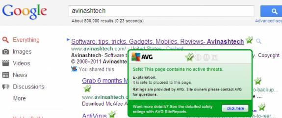Free AVG Antivirus 2012 released [Review] 5